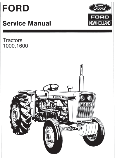 1000 1600 tractor