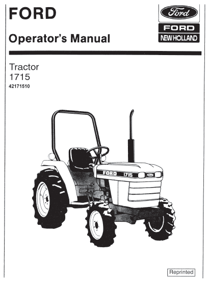 1715 tractor