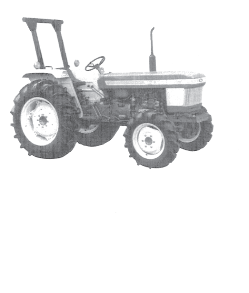 2110 ford tractor