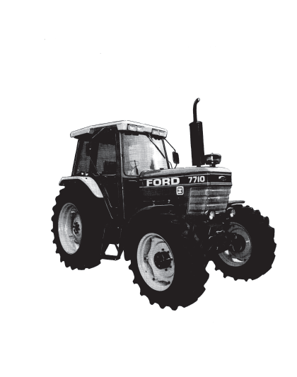 7710  tractor