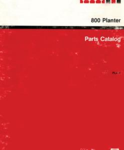 800 parts cat