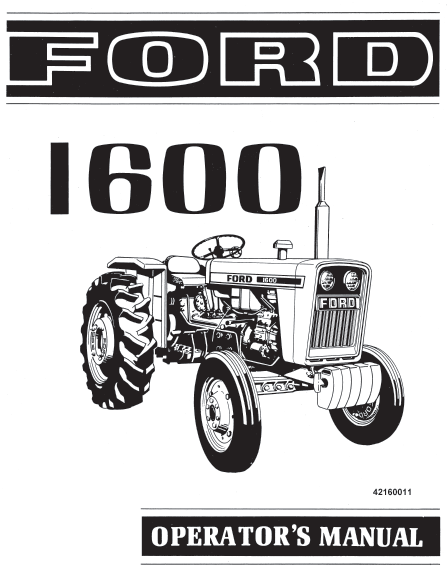 1600 tractor
