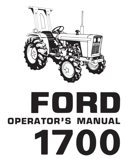 1700 ford