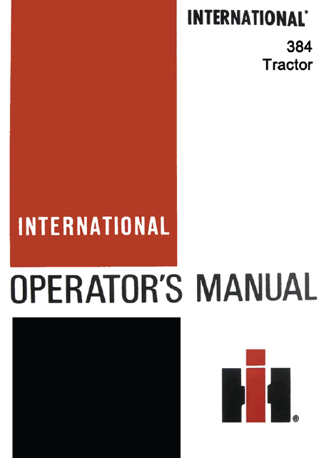 international 384 tractor manual pdf 9 99 farm manuals 384 track