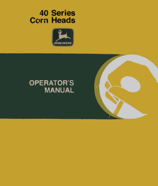 40 series corn heads