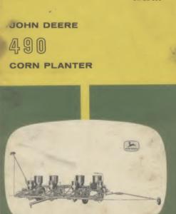 490 conr planter