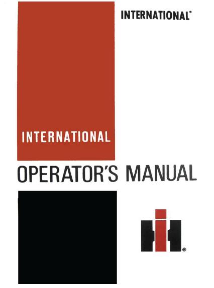 Case IH 1660 Combine Manual PDF 17 99