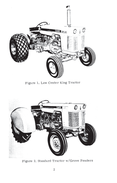 J I Case 430 And 530 Tractor Manual Pdf 12 99 Farm